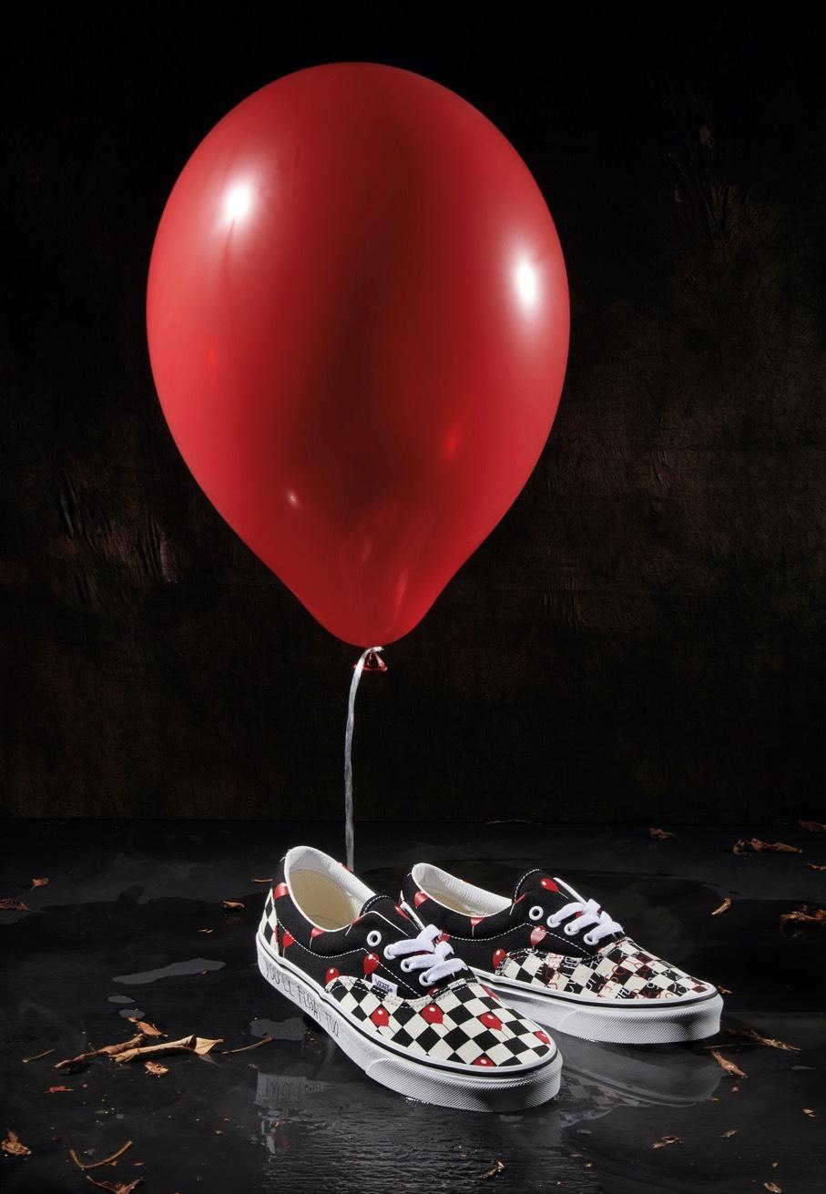 Vans x Horror Era IT Shoes