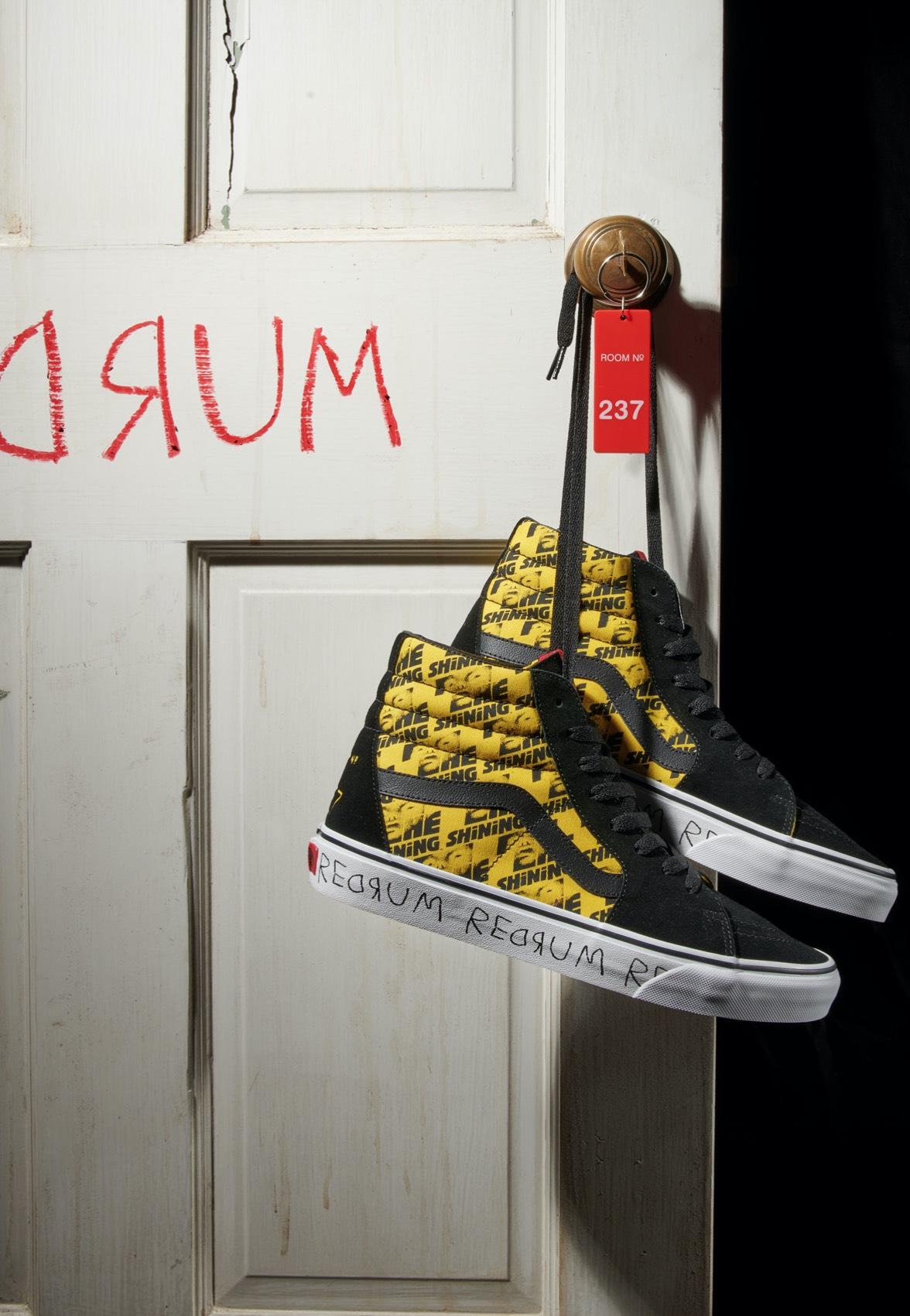 Vans x Horror Sk8 Hi The Shining Shoes