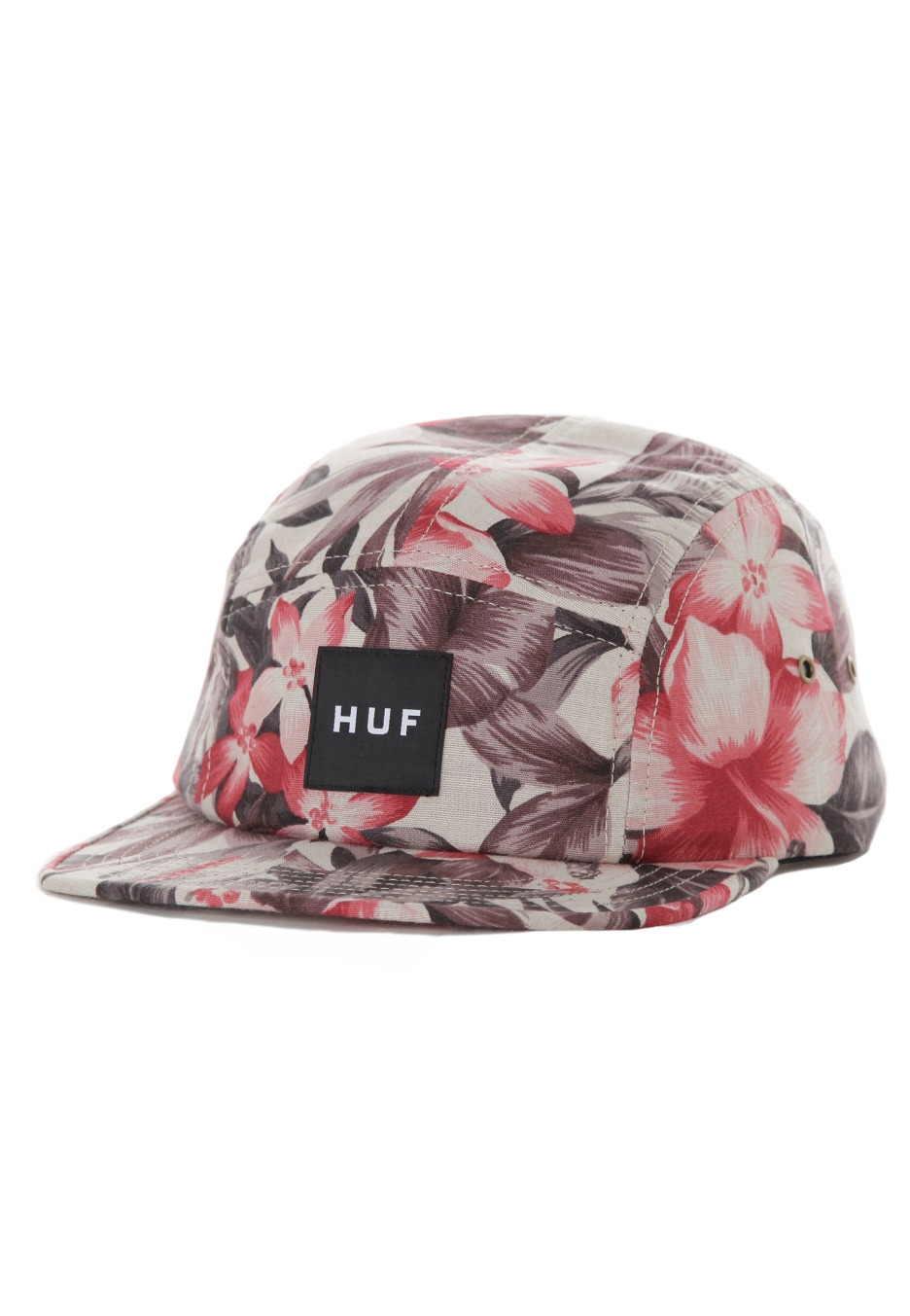 00599d6bbac HUF - Hawaiian Oxford Volley Tan - Cap - Streetwear Shop - Impericon.com UK