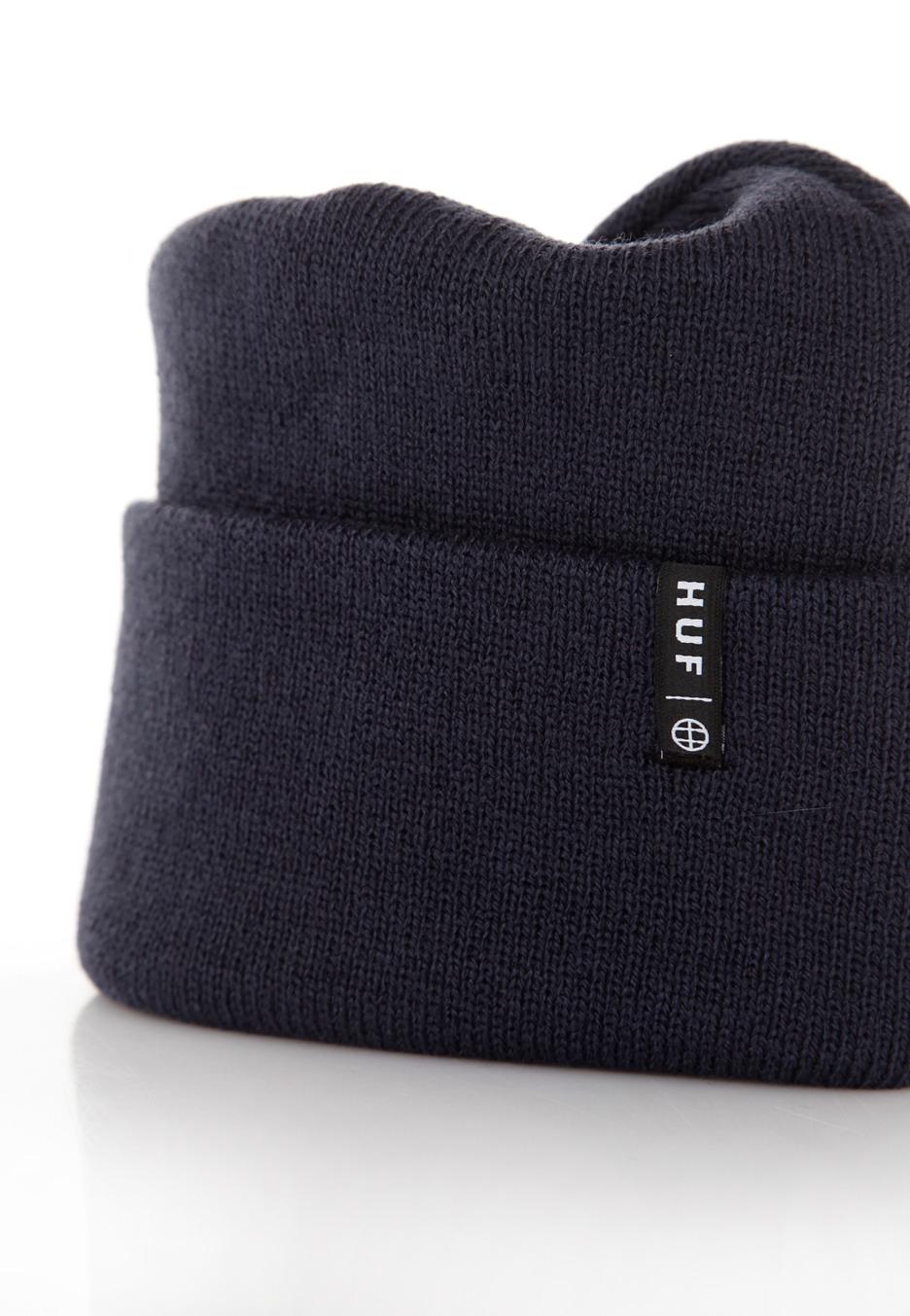 4e4b81a69ef HUF - Service Slate - Beanie - Streetwear Shop - Impericon.com Worldwide