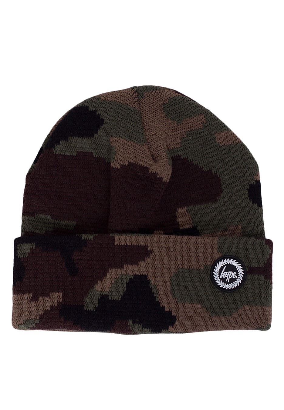 3fb3cf753bc HYPE. - Forest Camo Multi - Beanie - Streetwear Shop - Impericon.com UK