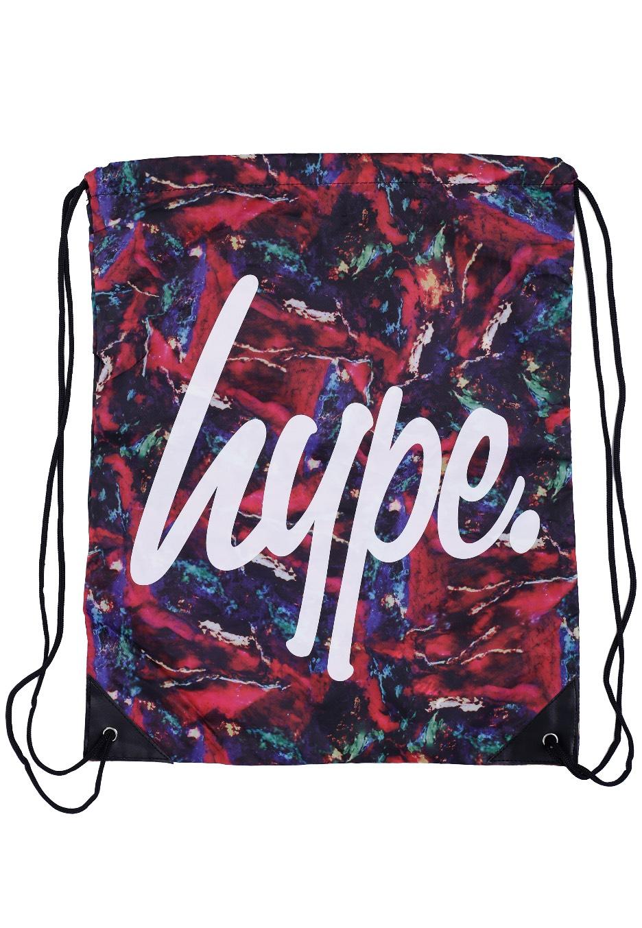 5eb2f7e4f8 HYPE. - Minerals Multi Drawstring - Backpack - Streetwear Shop ...