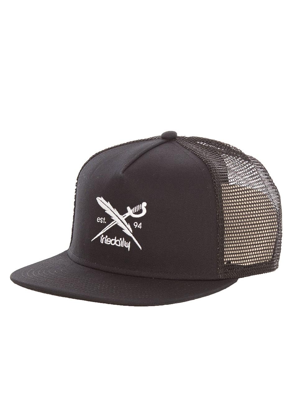 Iriedaily - City Mesh Black - Caps