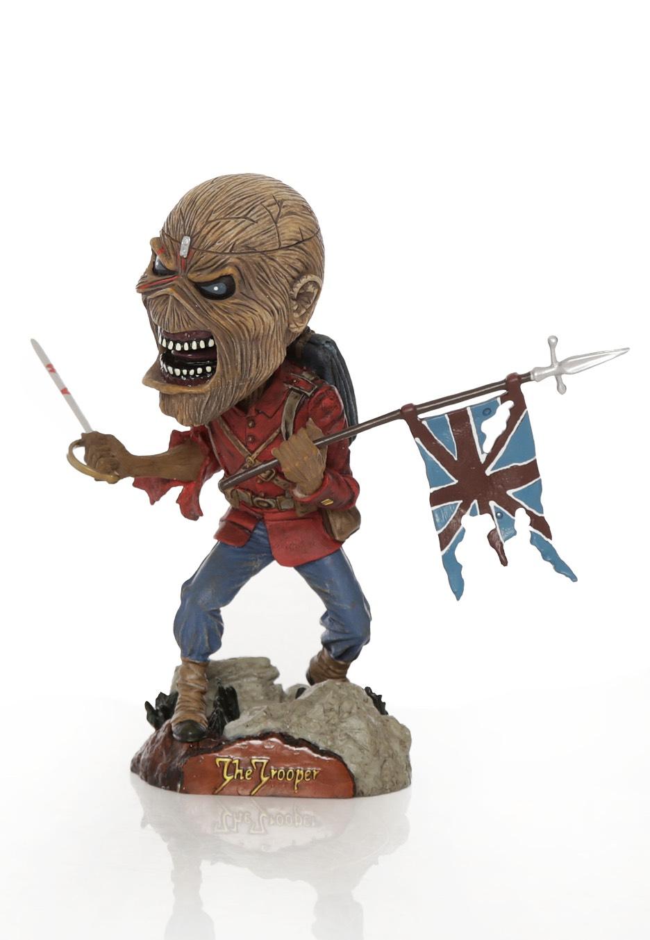 Iron Maiden - The Trooper - Head Knocker - Official Heavy Metal ...
