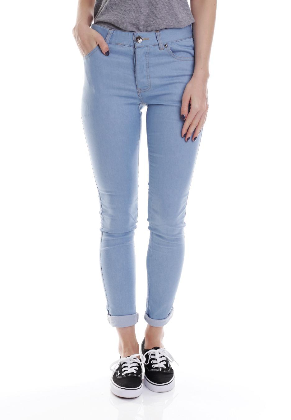 e421b1afb1e Ironnail - Perrin Skinny Light Blue - Jeans - Streetwear Shop -  Impericon.com AU