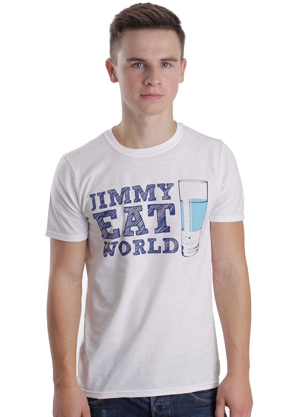 Jimmy Eat World  Tour Shirt