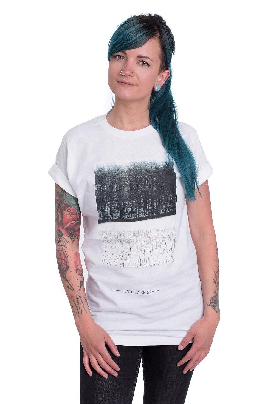 Joy Division - Atmosphere White - - T-Shirts