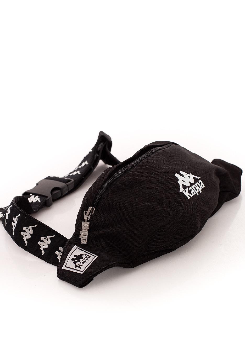 Arne cartel formato  Kappa - Edion Black - Hip Bag - Impericon.com Worldwide