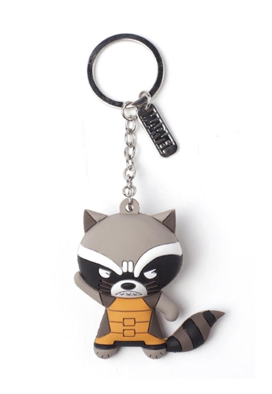 Marvel Comics - Raccoon 3D - Keychain - Impericon.com Worldwide 3d46342adb09