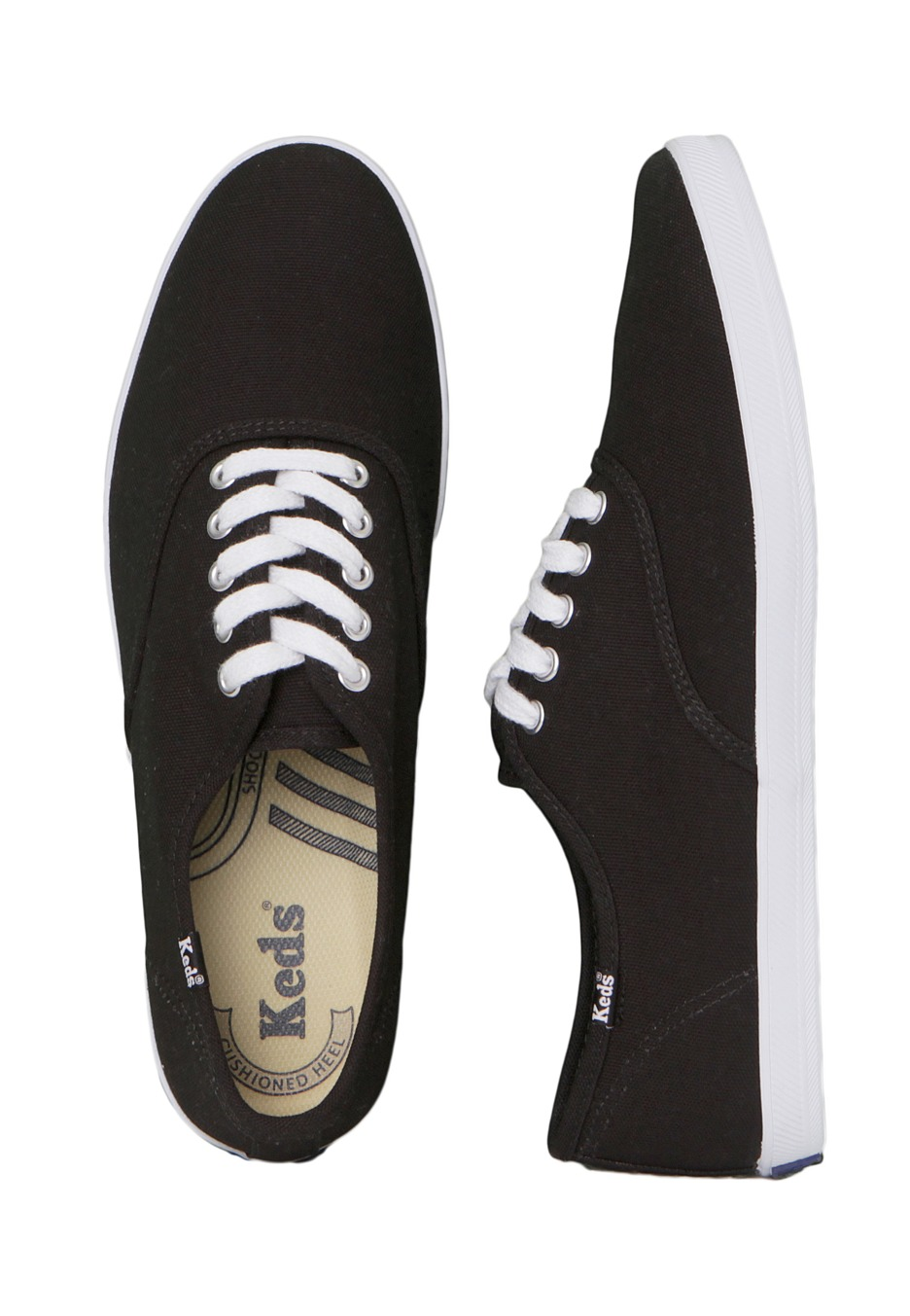 keds chion cvo black white shoes impericon