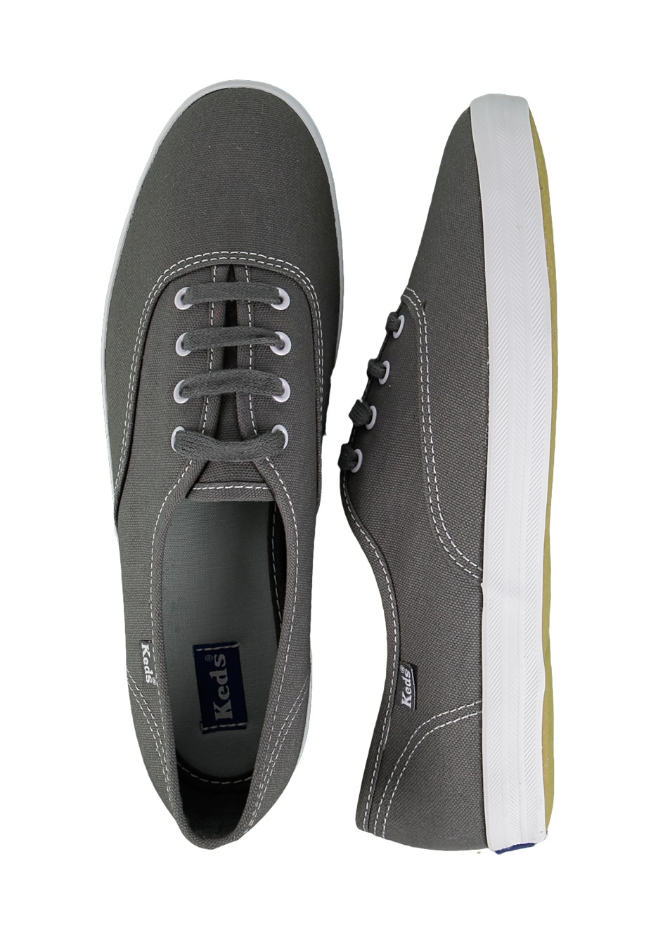b443d0a6ce30a Keds - Champion CVO Steel Grey - Girl Shoes - Impericon.com Worldwide