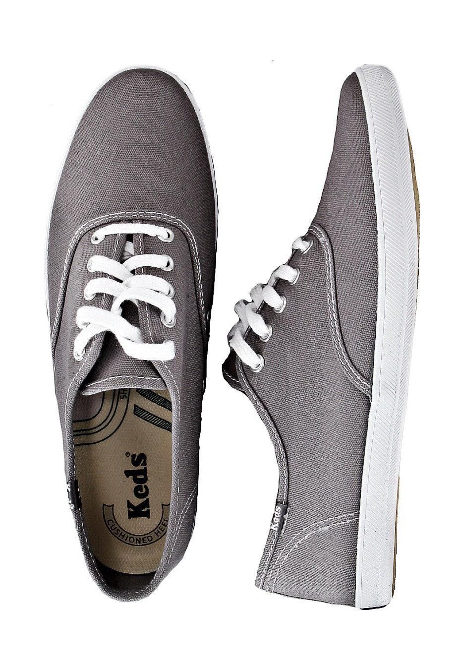d0e5fb46ee71f Keds - Champion CVO Steel Grey - Shoes - Impericon.com AU
