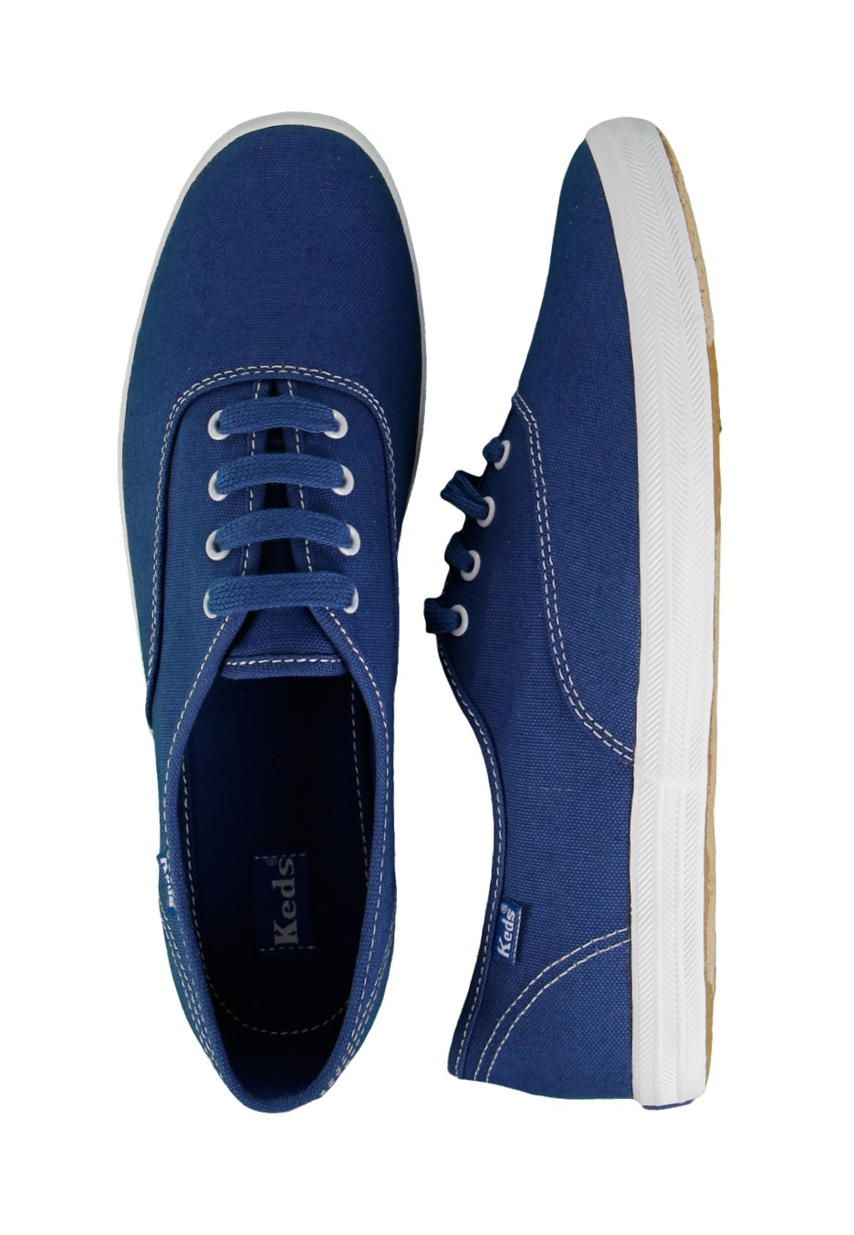 42d55cd7703 Keds - Champion OX CVO Bright Blue - Girl Shoes - Impericon.com Worldwide