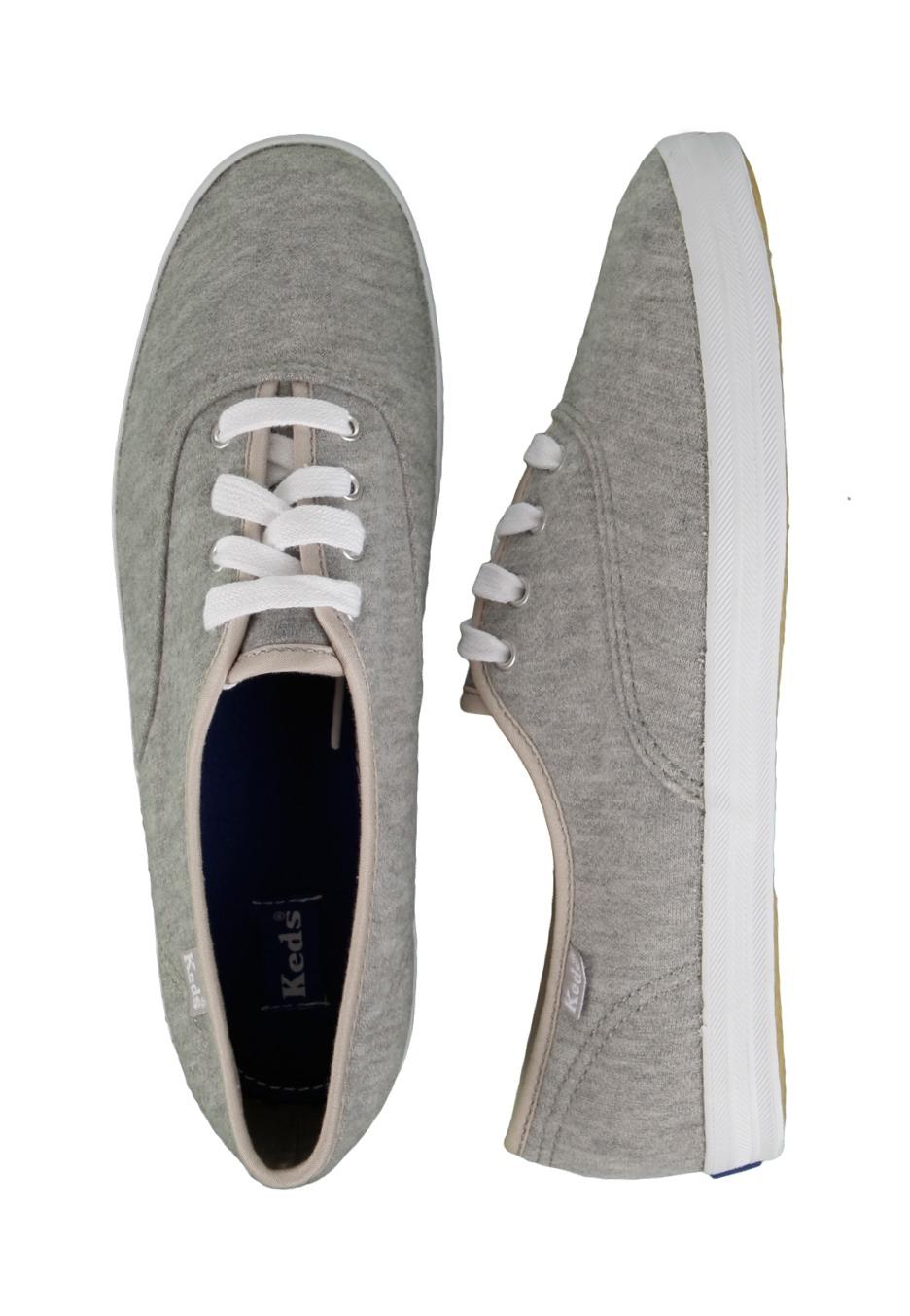 ad9895ec70e Keds - Champion OX Heather Grey - Girl Shoes - Impericon.com AU