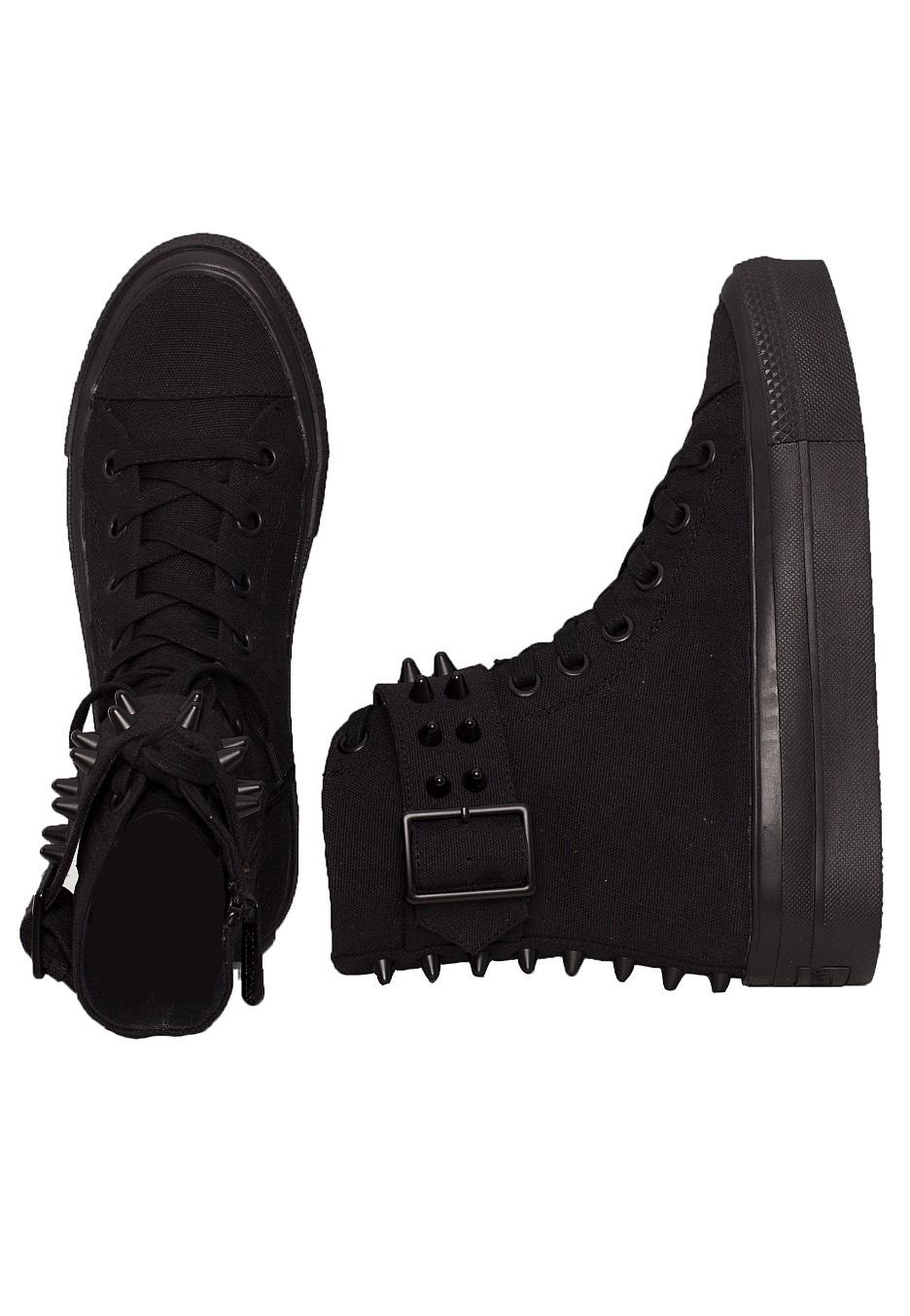 Killstar Shoes Size Chart