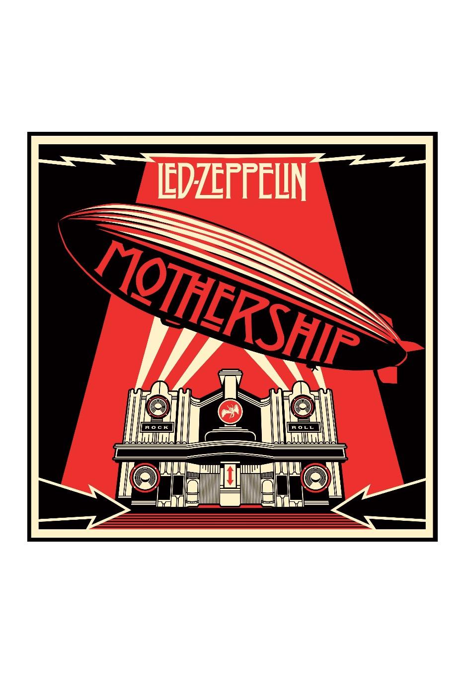 Led Zeppelin Mothership 2 Cd Ofici 225 Ln 237 Classic Rock Merchem Impericon Com Cz Sk