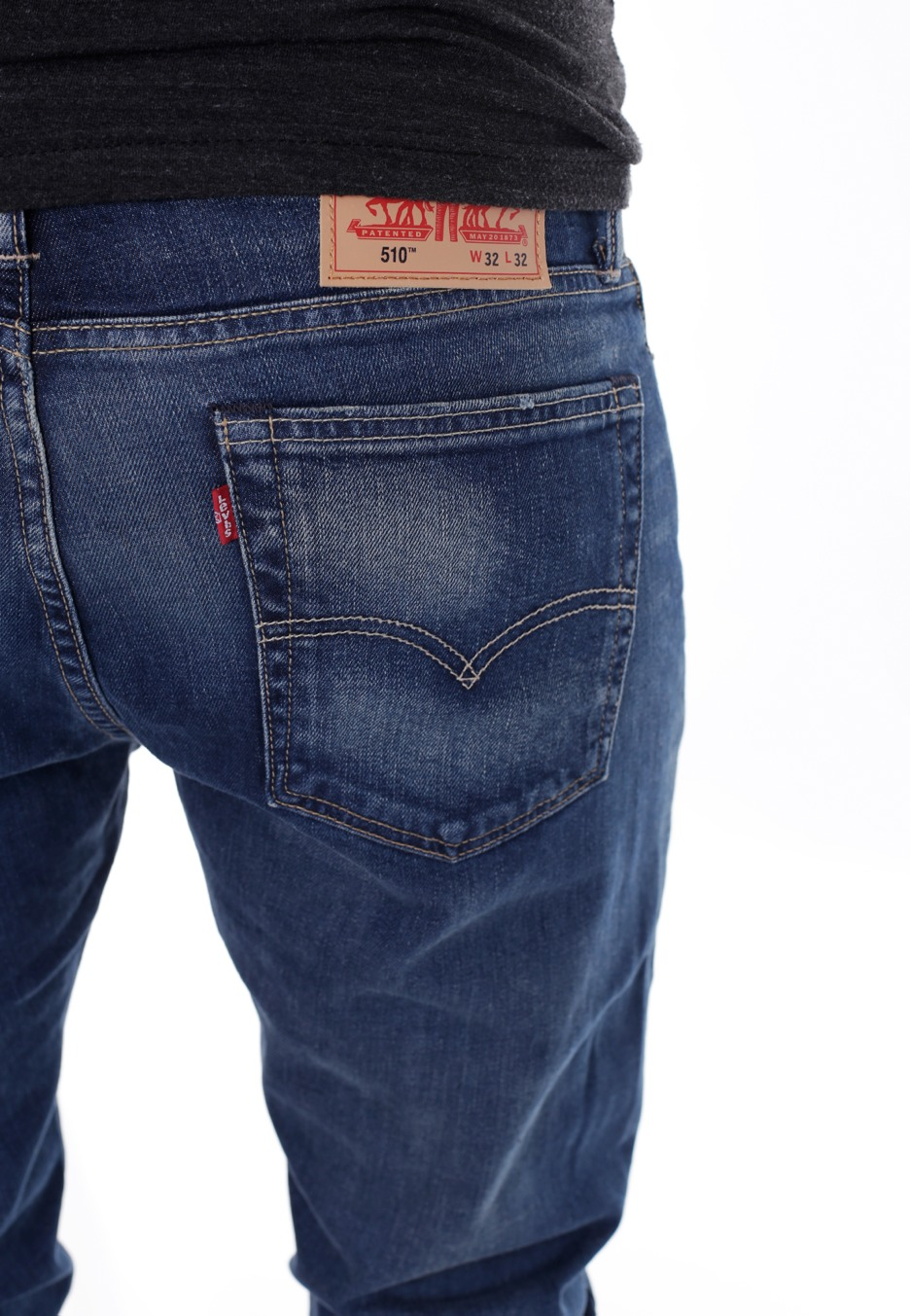 6a1794c65b68 Levi s - 510 Skinny Fit Blue Canyon - Jeans - Streetwear Shop ...