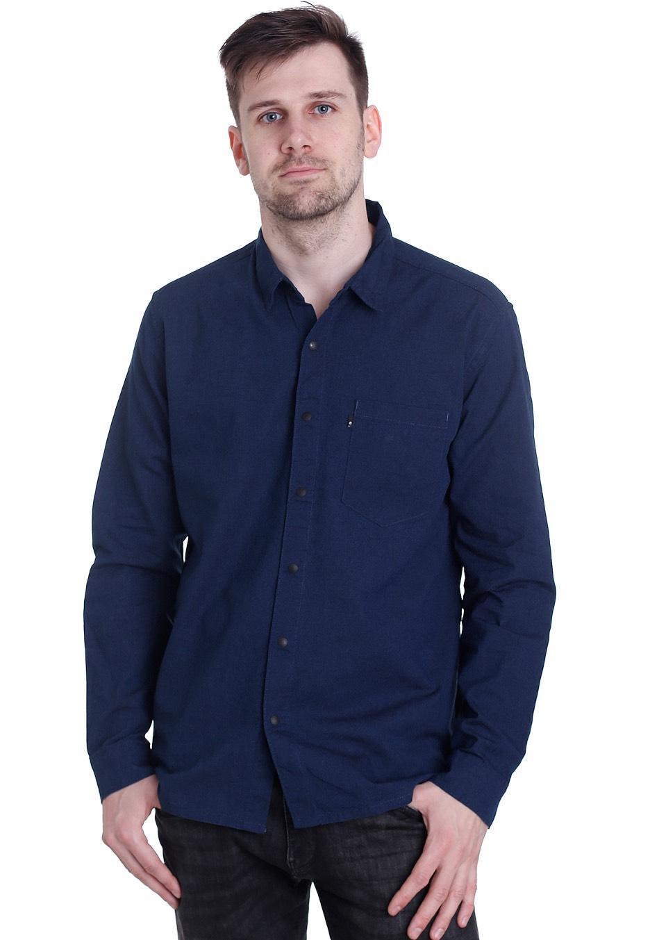 Streetwear Line Shirt Rinse Ls Blue Levi's Pocket Bright 8 1 zAndwqa