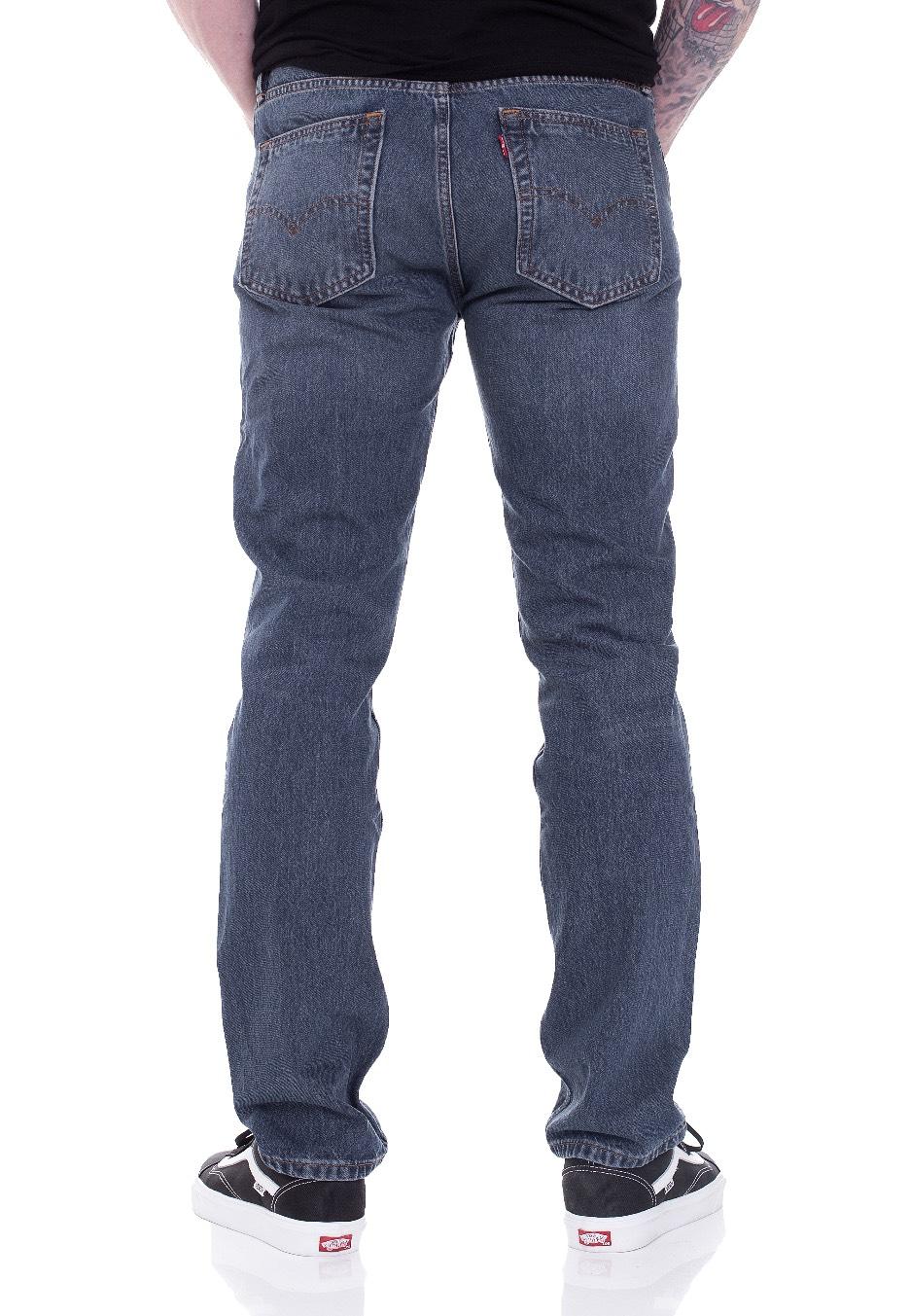 Levi s - Skate 511 Slim SE Bush Dark Indigo-Worn In - Jeans - Loja ... bf78b190645