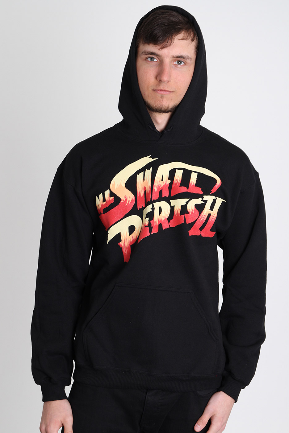 All shall perish hoodie