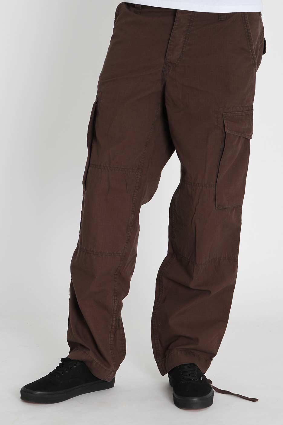 Brown Pants