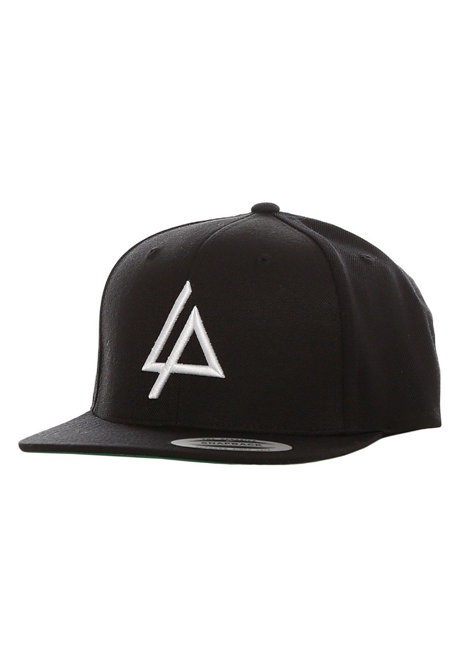 linkin park logo cap official metal merchandise shop. Black Bedroom Furniture Sets. Home Design Ideas