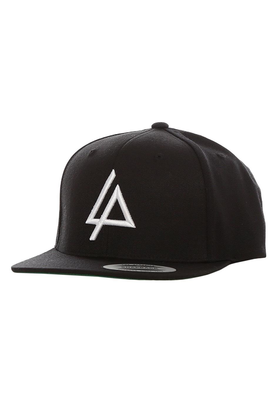 Linkin Park - Logo - Cap - Official Rap Merchandise Shop - Impericon.com  Worldwide 09681df06fb