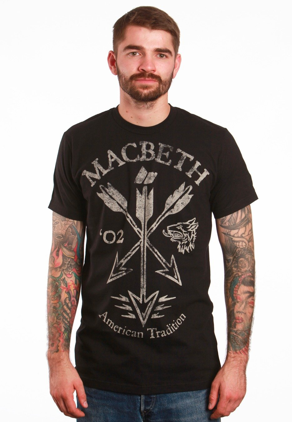 Color Changing Shirts >> Macbeth - American Tradition - T-Shirt - Impericon.com UK
