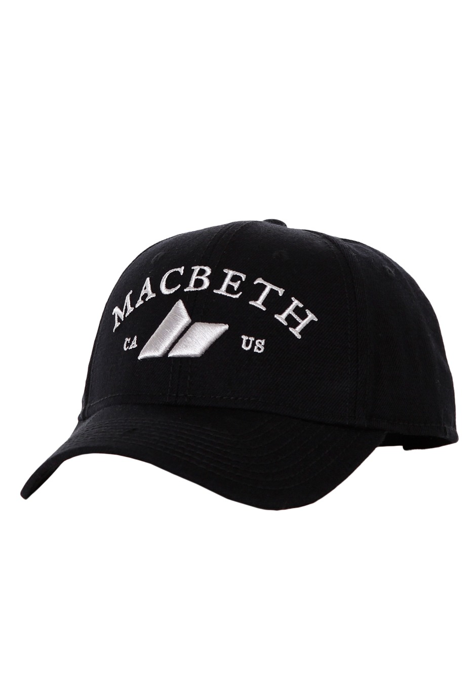 e0fd65172 Macbeth - CA Black/Cement Snapback - Cap