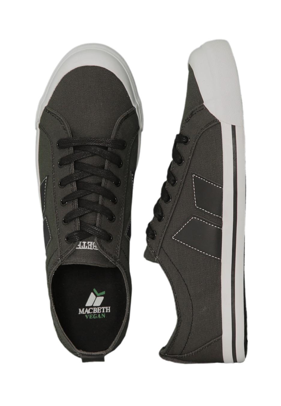 . Macbeth   Eliot Dark Grey Black   Shoes   Impericon com Worldwide