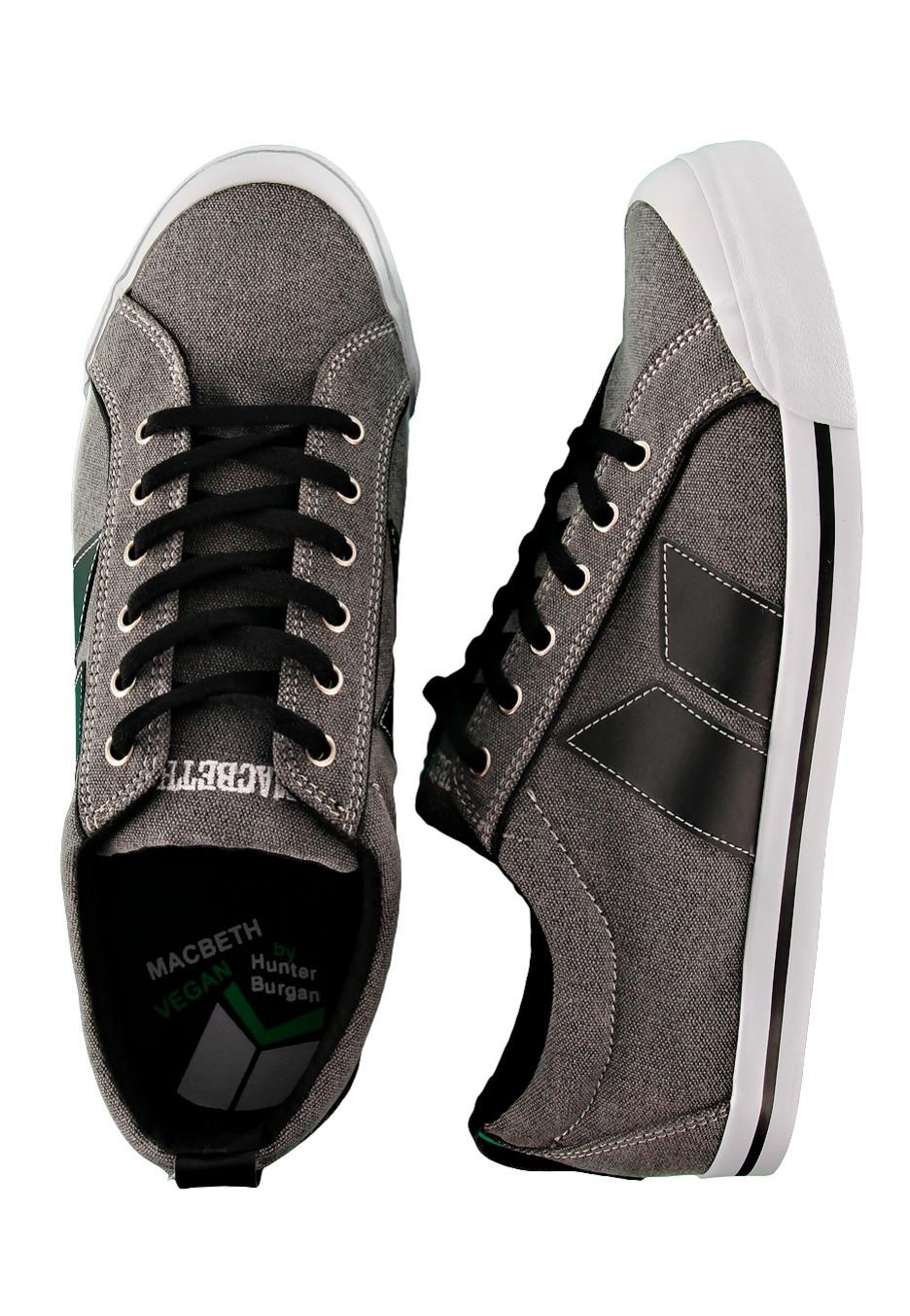Macbeth   Eliot Premium Hunter Burgan Grey Black   Shoes   Impericon com  Worldwide. Macbeth   Eliot Premium Hunter Burgan Grey Black   Shoes