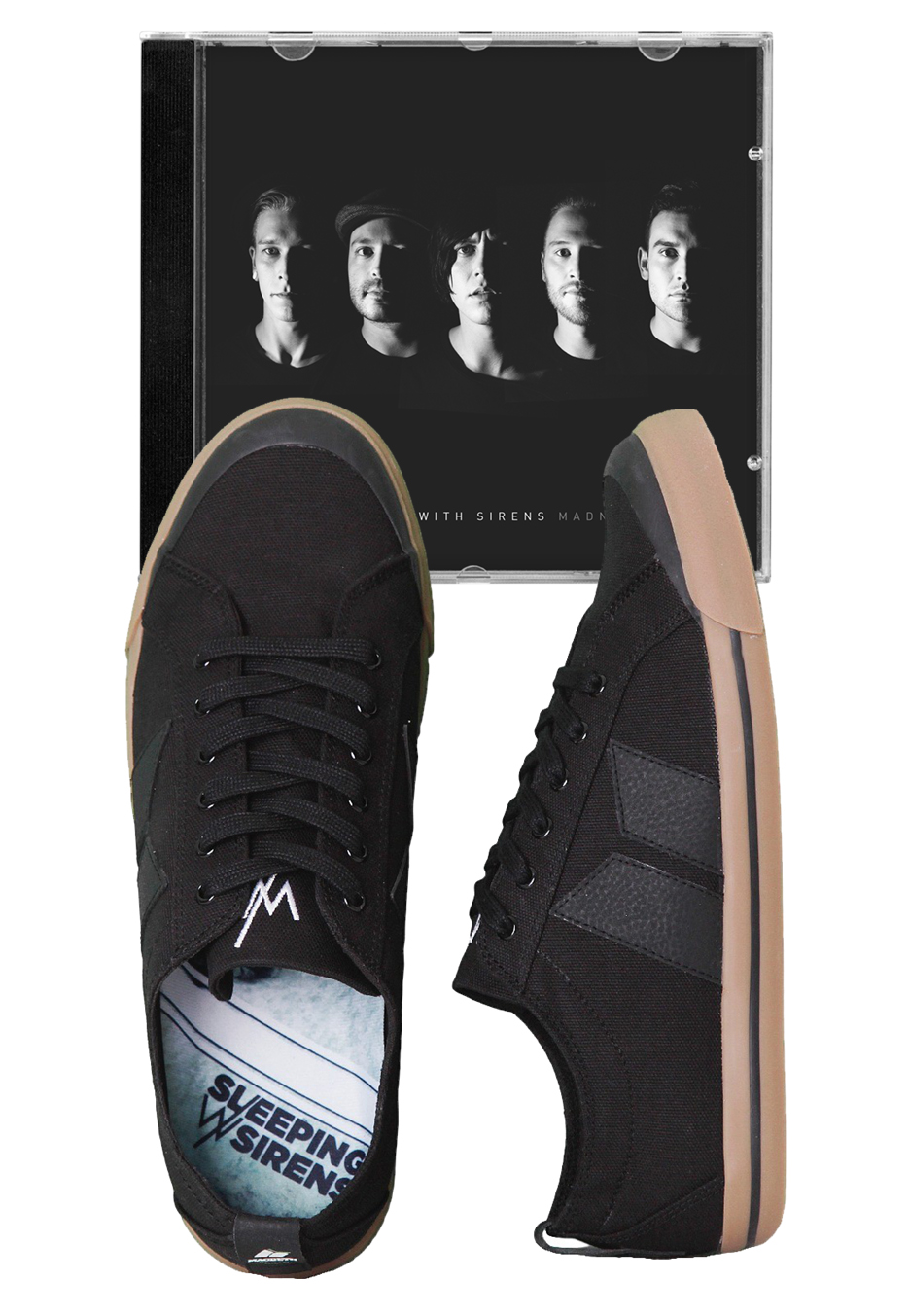 Sleeping With Sirens Shoes For Sale