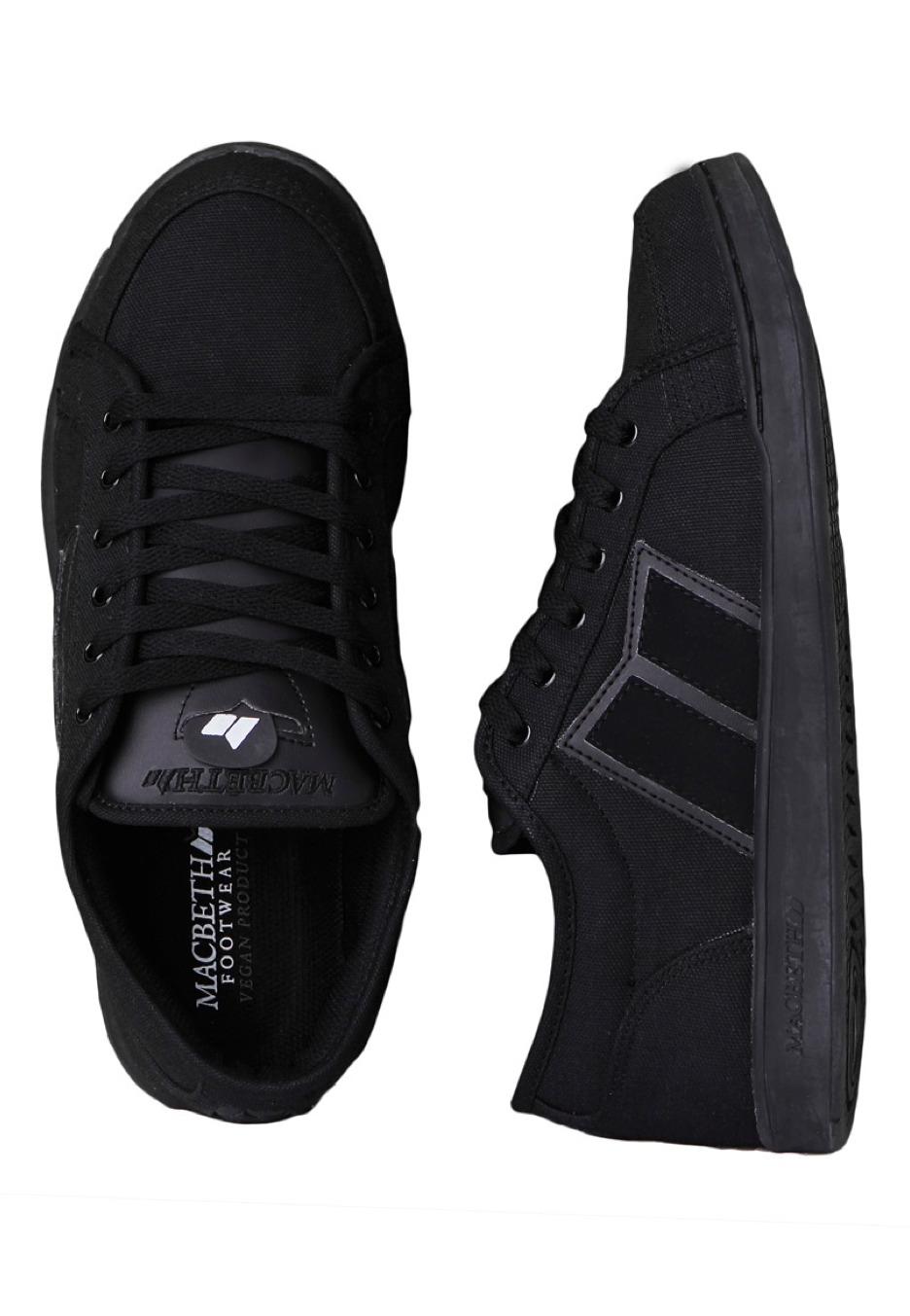 promo code 50e21 b2c21 Macbeth - Emerson Black/Black - Schuhe