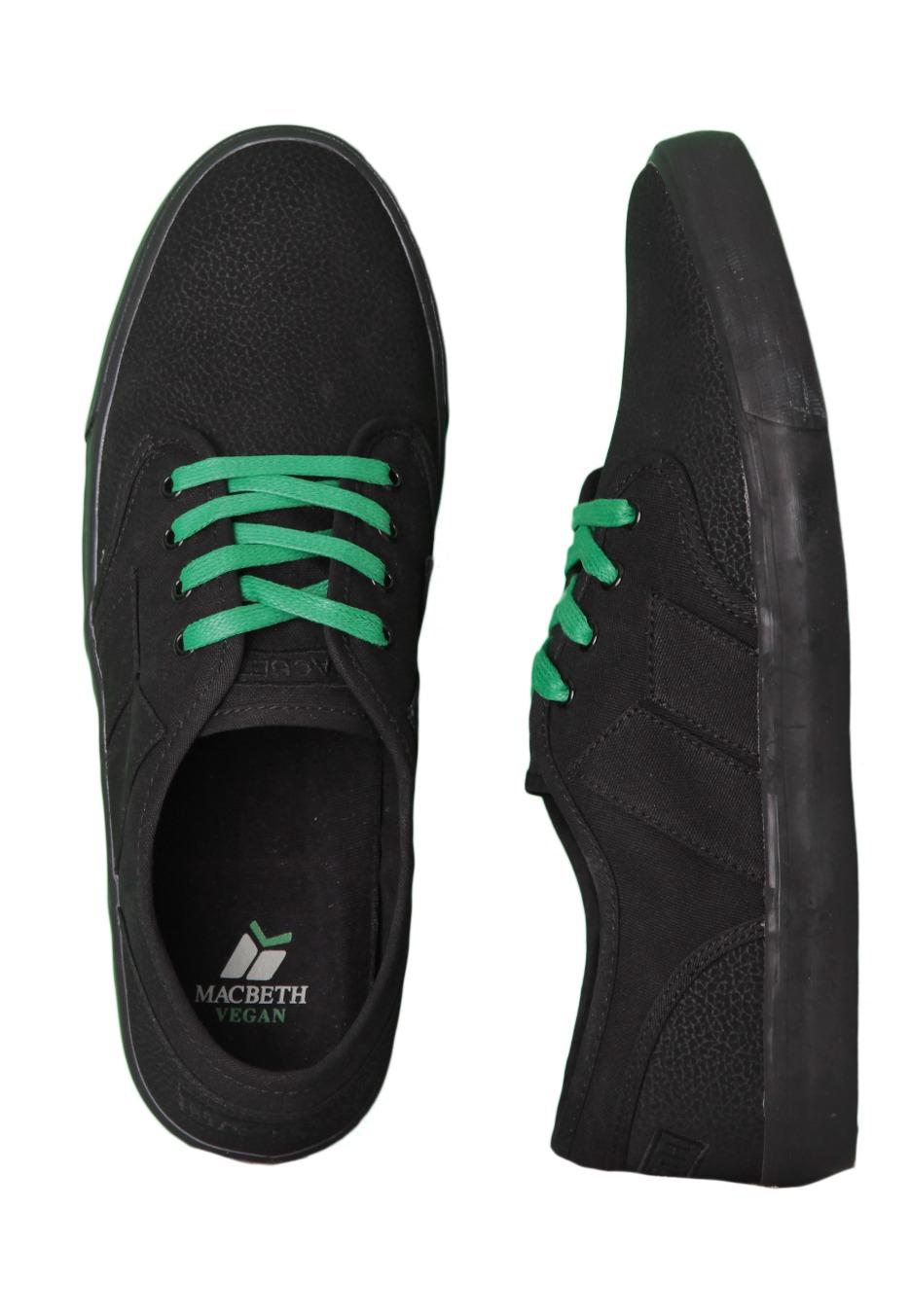 Macbeth   Langley Black Black Classic Canvas   Shoes   Impericon com  Worldwide. Macbeth   Langley Black Black Classic Canvas   Shoes   Impericon