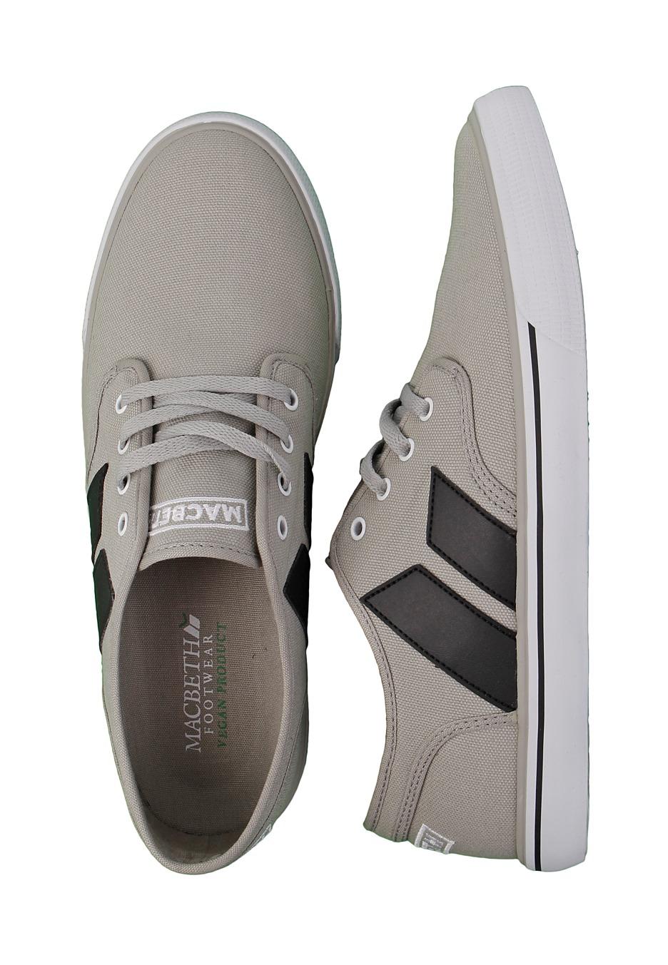 Macbeth   Langley Medium Grey Grey Classic Canvas   Shoes   Impericon com  Worldwide. Macbeth   Langley Medium Grey Grey Classic Canvas   Shoes