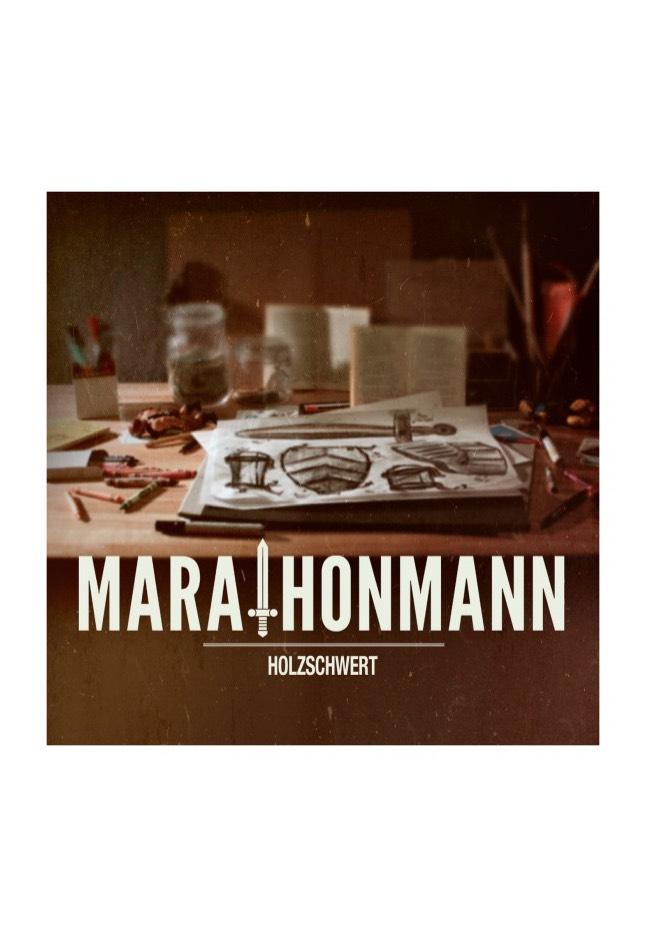 Marathonmann - Holzschwert - CD