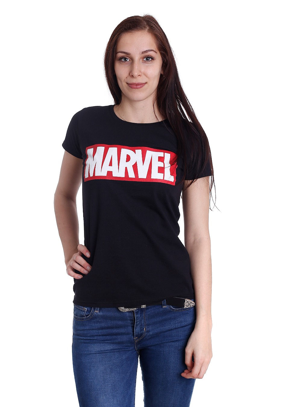 shades of aliexpress new style Marvel Comics - Logo - T-Shirt - Impericon.com Worldwide