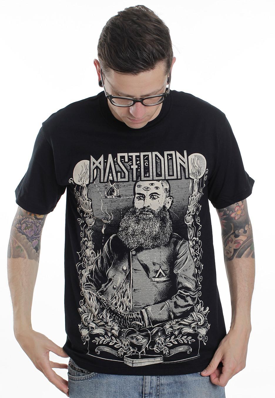 d1aadf321 Mastodon - Beard - T-Shirt - Impericon.com UK