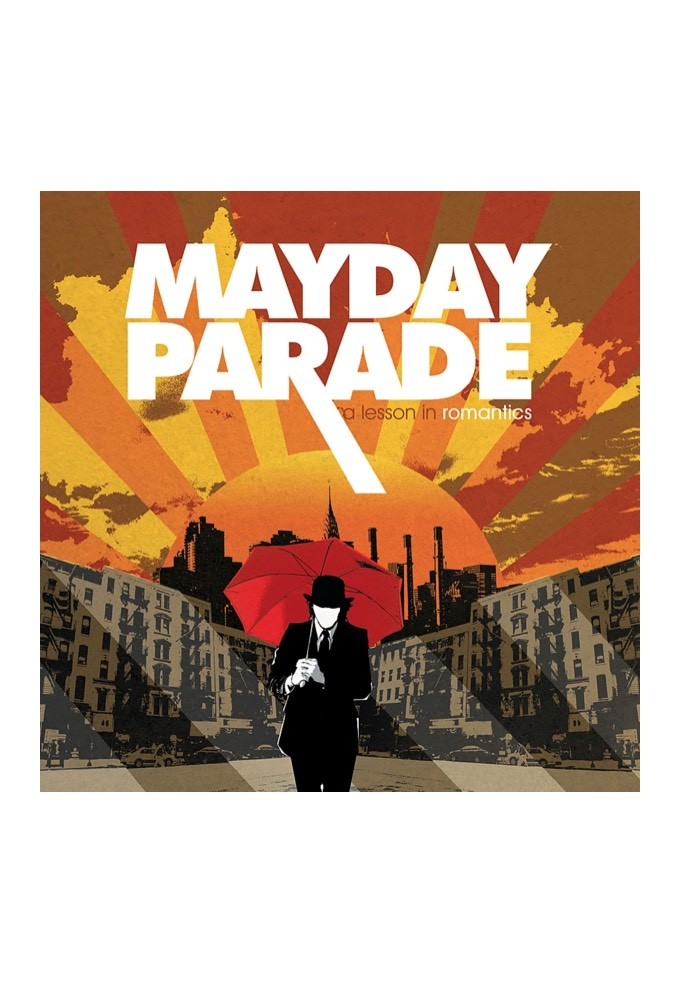 Mayday Parade - A Lesson In Romantics (Annivers...