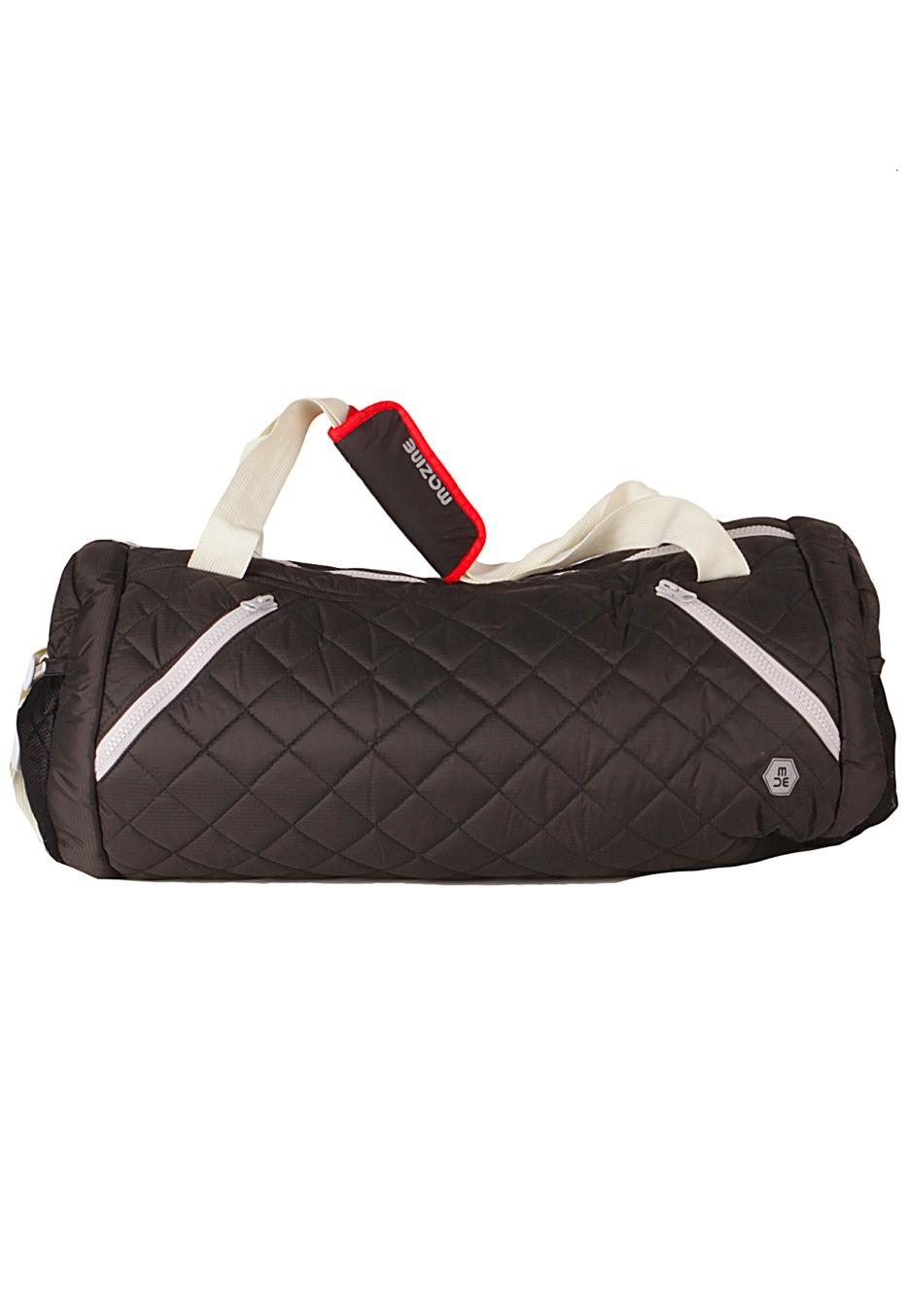 Mazine - Daffel Light Black - Bag - Streetwear Shop - Impericon.com  Worldwide 1dbd4bd806758
