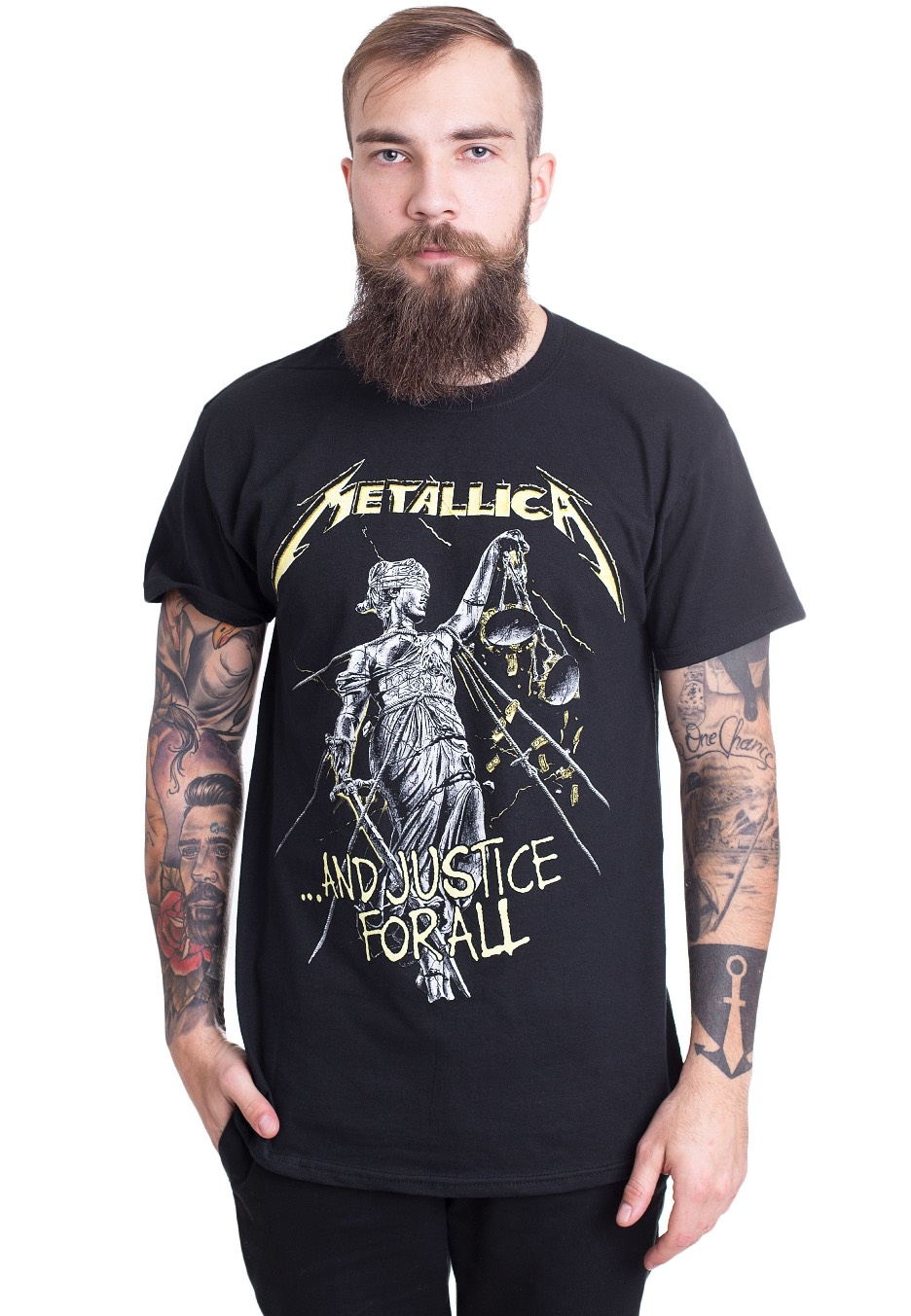 Metallica And Justice for All T-Shirt ..