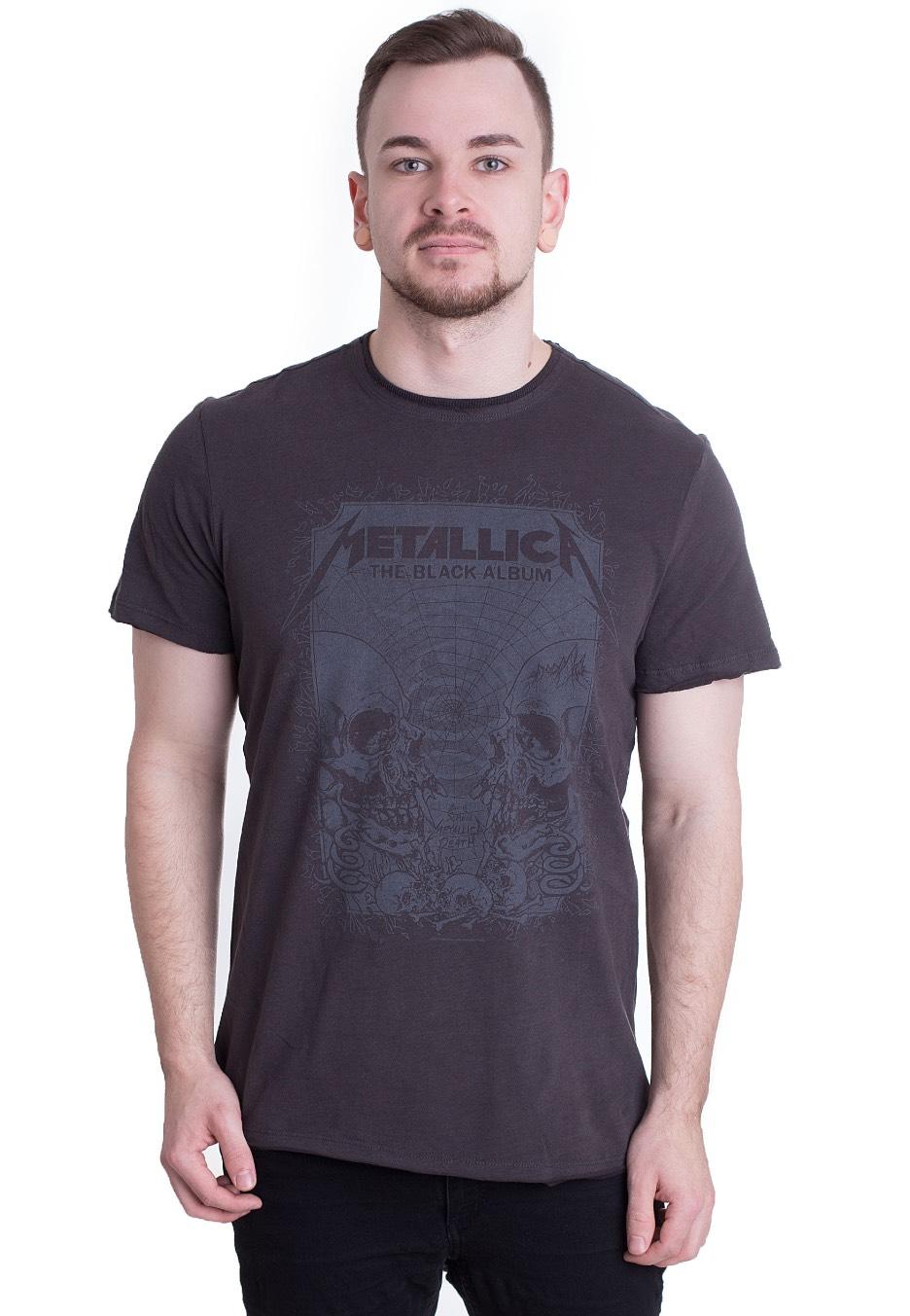 metallica merchandise sverige