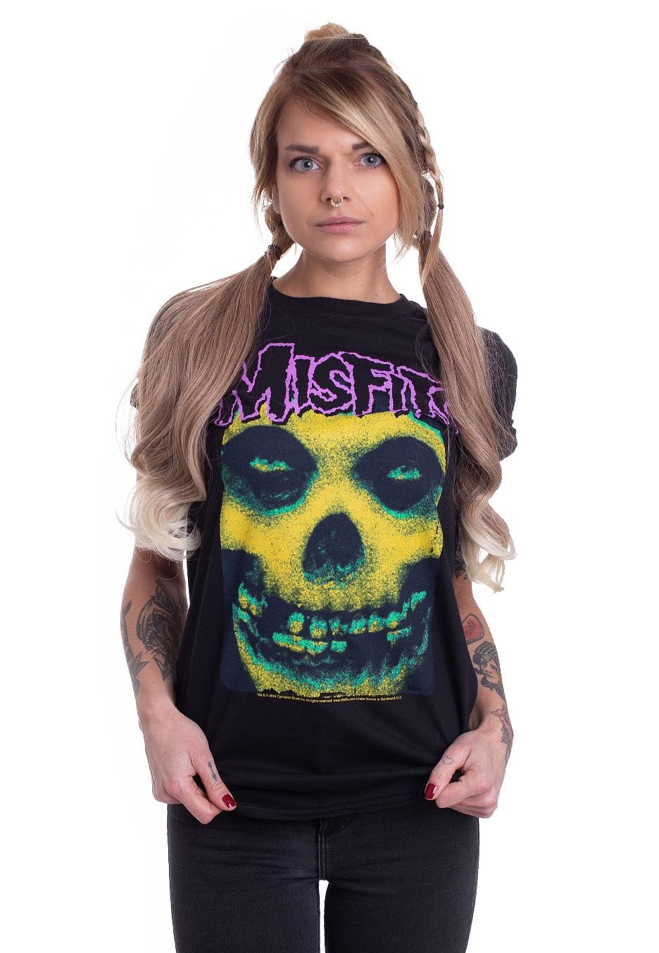 NEW /& OFFICIAL Misfits /'Warhol/' T-Shirt