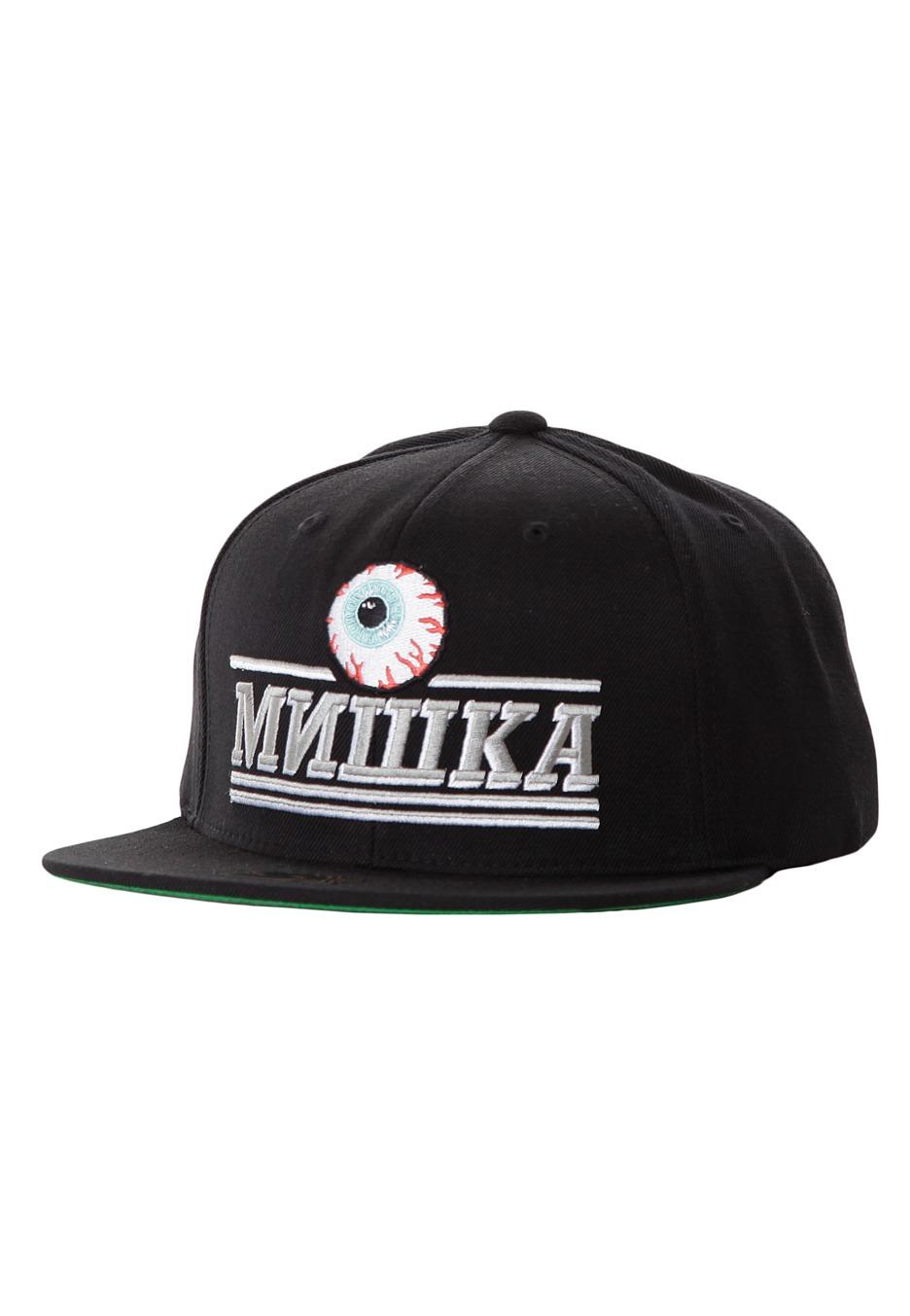 838cdd27b5b Mishka - Cyrillic Pro Starter Snapback - Cap - Streetwear Shop ...