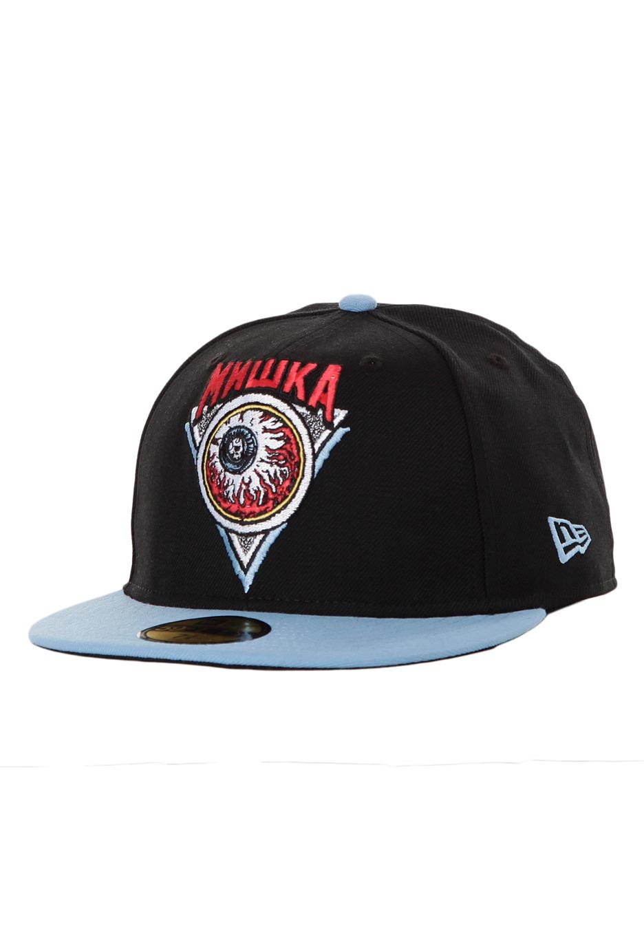 Mishka - Keep Watch Or Die New Era Black Light Blue - Cap ... 1f03d4a71231e