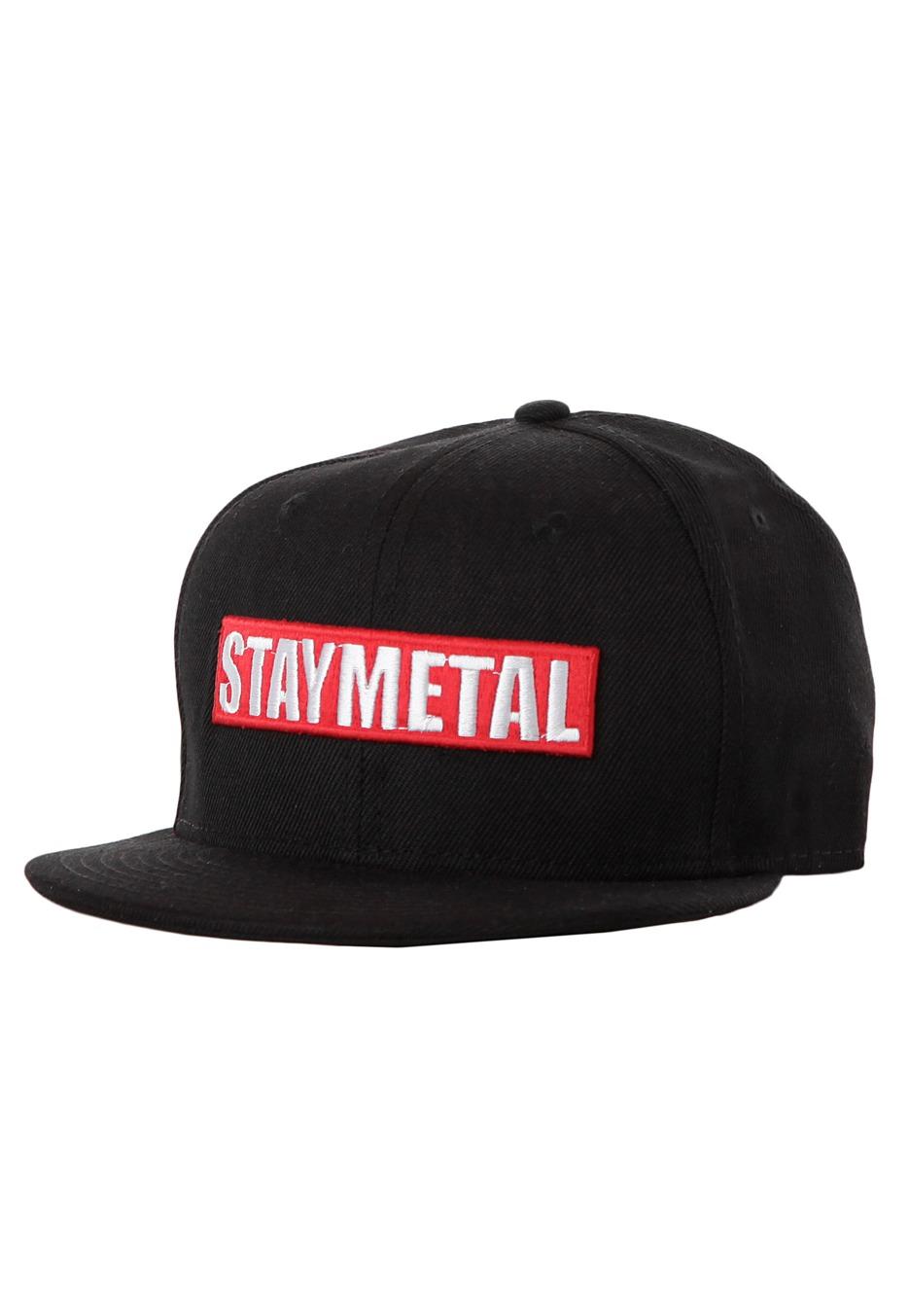 Miss May I - Stay Metal Snapback - Cap - Impericon.com UK 6700e5e5413