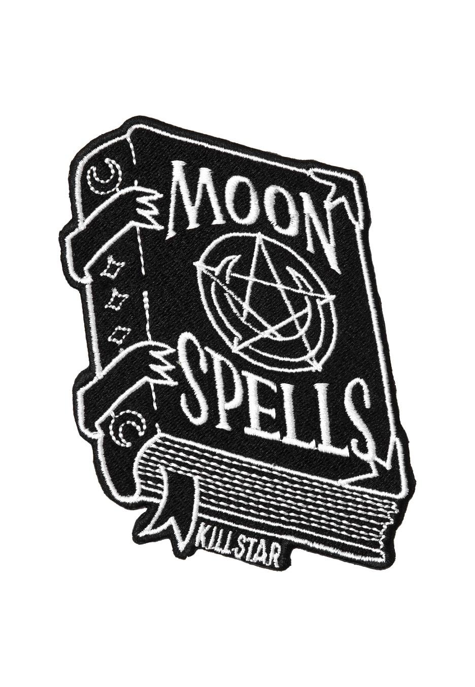 Killstar - Moon Spells Black - Patch - Streetwear Shop - Impericon.com  Worldwide efc9b940918b2