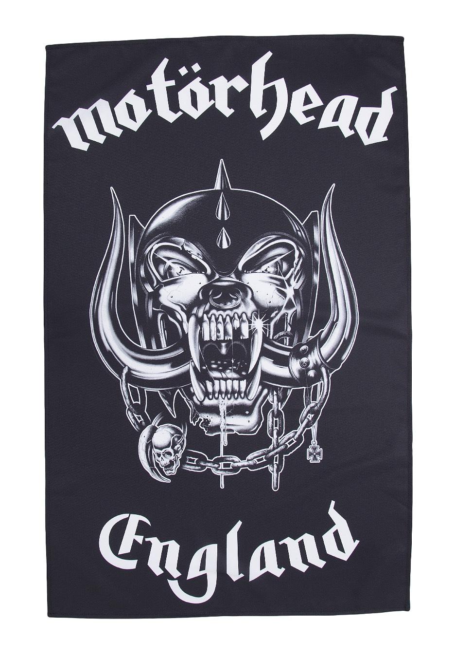 Motörhead Homepage