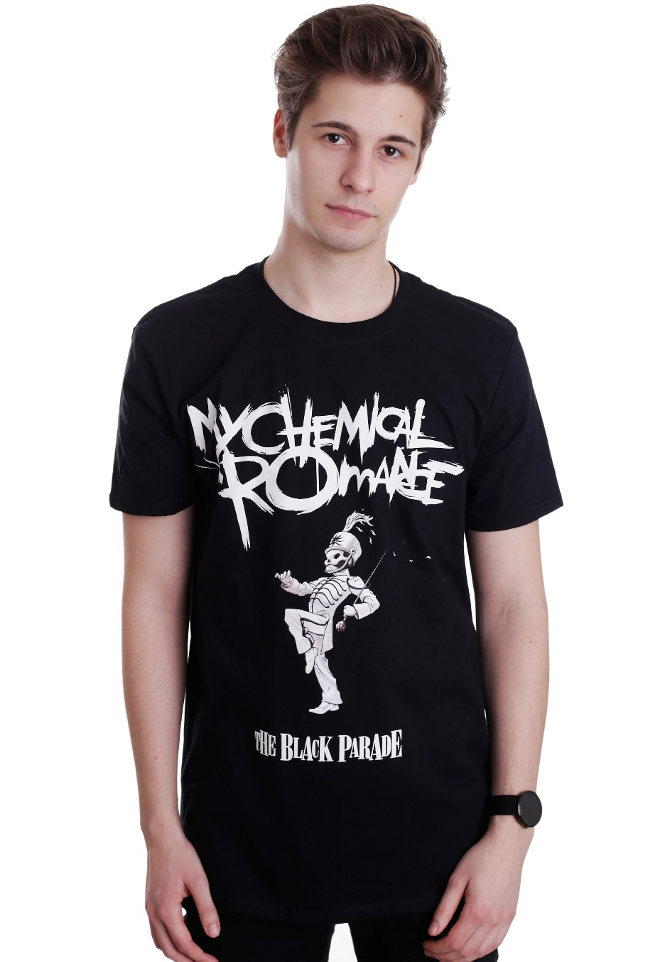 My Chemical Romance Black Parade Cover T Shirt Pop Punk
