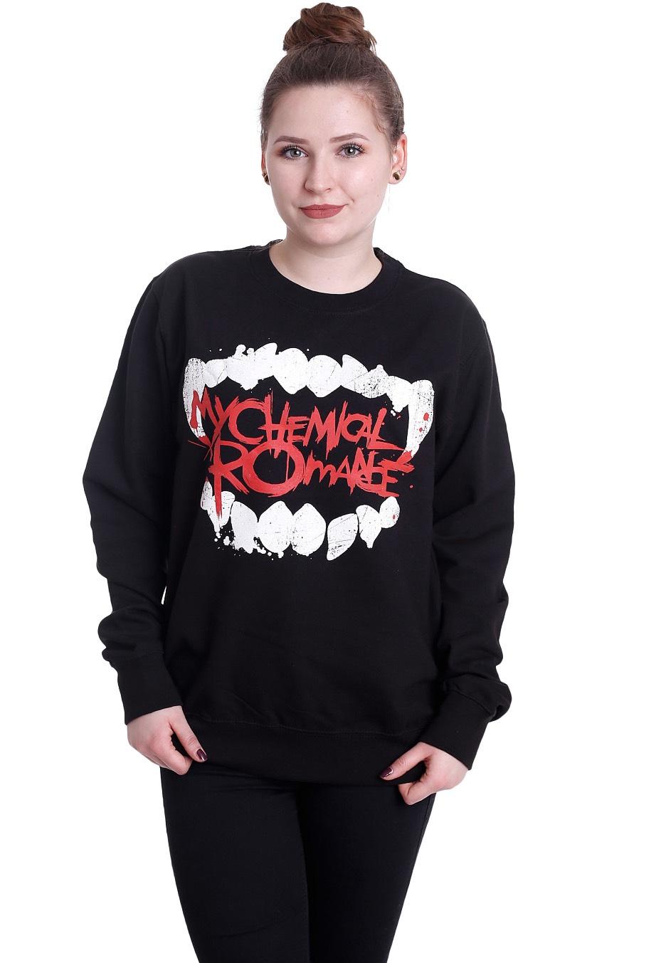 My Chemical Romance Fangs Pull Pop Punk Boutique Officielle De